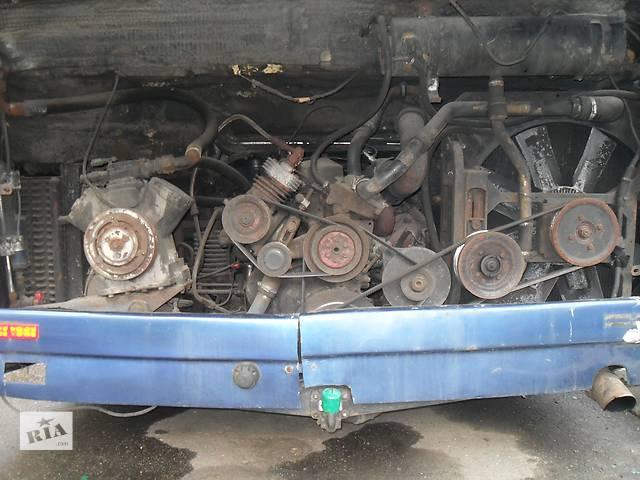 продам Б/у двигатель для грузовика Mercedes ом 366 турбо  бу в Львове