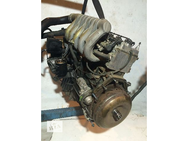 бу Б/у двигатель для грузовика Mercedes Sprinter 316 2004 в Ровно