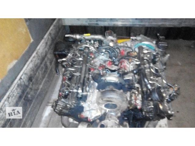 продам Б/у двигатель для грузовика Mercedes Sprinter 318 ом 642 3литра бу в Киеве