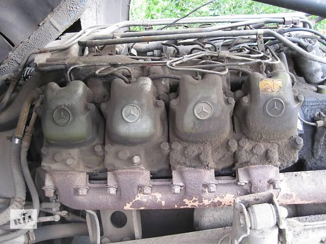 продам Б/у двигатель для грузовика Mercedes бу в Львове