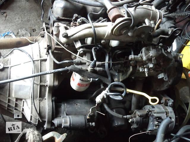 бу Б/у двигатель для грузовика Mercedes в Борщеве (Тернопольской обл.)