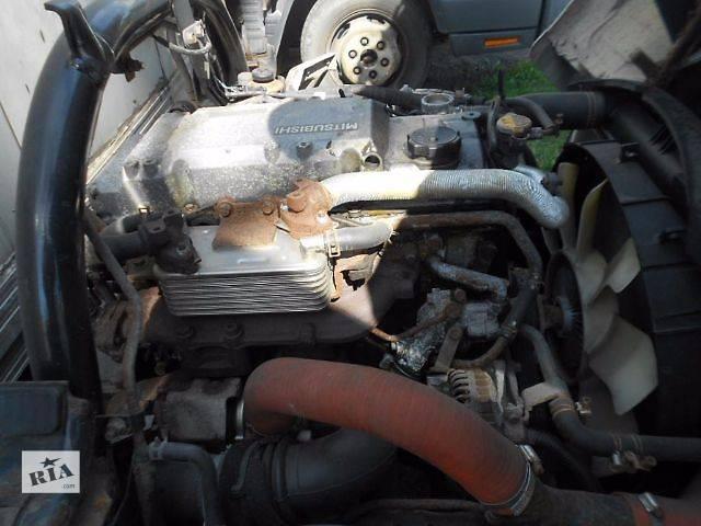 Б/у двигатель для грузовика Mitsubishi Canter 3.0 4M42- объявление о продаже  в Львове