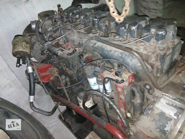 Б/у двигатель для грузовика Renault Premium- объявление о продаже  в Черкассах