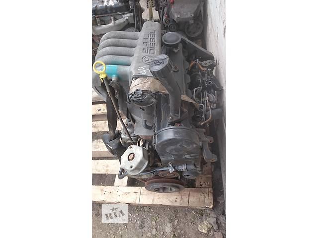 Б/у двигатель для грузовика Volkswagen T4 2.4дизель (Transporter)- объявление о продаже  в Золочеве (Львовской обл.)
