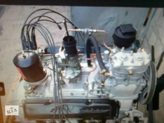Б/у двигатель для грузовика ЗИЛ 130- объявление о продаже  в Киеве
