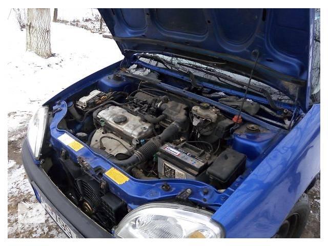 купить бу Купить двигатель Citroen Saxo 1.1л бензин в Тячеве