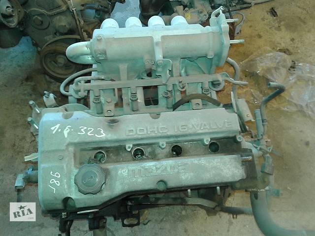 Б/у двигатель для хэтчбека Mazda 323- объявление о продаже  в Одессе
