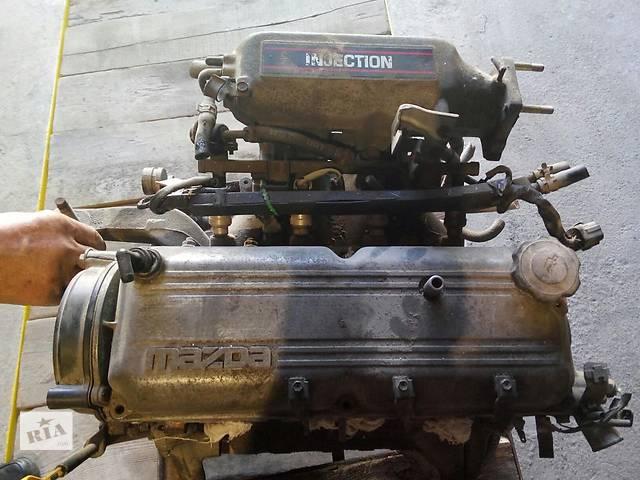 продам Б/у двигатель на Mazda 323 бу в Ровно