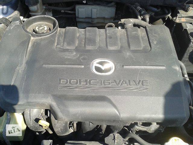 купить бу Б/у двигатель для хэтчбека Mazda 6 2,0 бензин в Львове