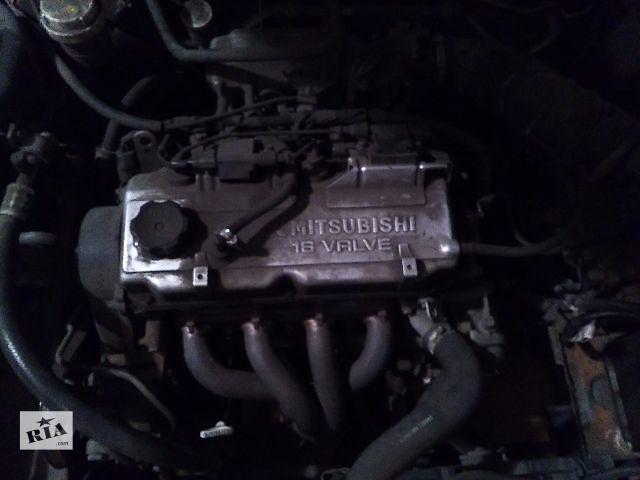 Б/у двигатель для хэтчбека Mitsubishi Carisma 1999- объявление о продаже  в Львове