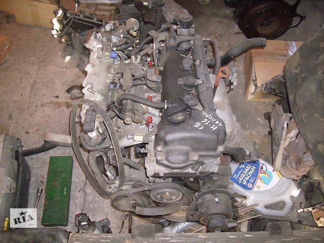 бу Б/у двигатель для хэтчбека Nissan Almera Hatchback (5d) 2001 в Одессе