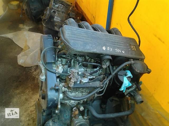 Б/у двигатель для хэтчбека Peugeot 306- объявление о продаже  в Одессе
