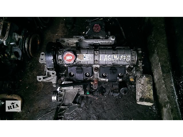 продам Б/у двигатель для хэтчбека Renault Laguna бу в Житомире