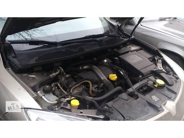 купить бу Б/у двигатель для хэтчбека Renault Megane III в Луцке