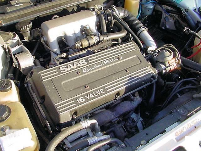 бу Б/у двигатель для хэтчбека Saab 9000 в Долинской