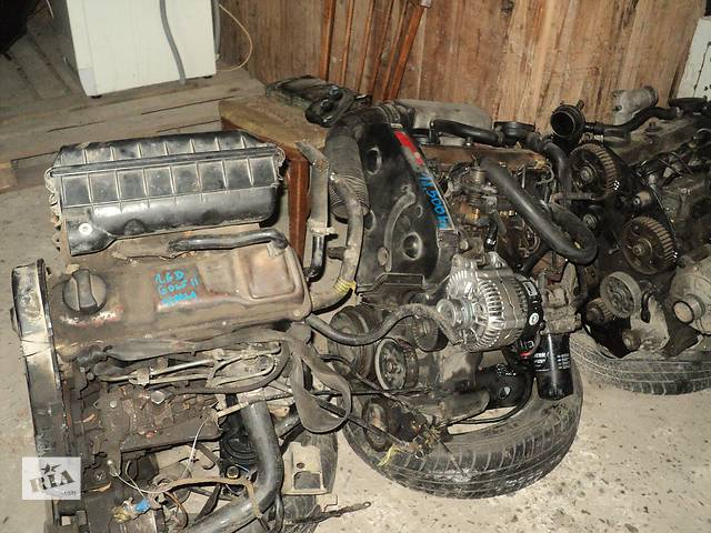 купить бу Б/у двигатель для хэтчбека Volkswagen Golf II в Ивано-Франковске