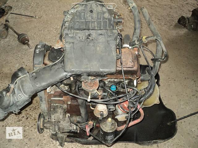 Б/у двигатель для хэтчбека Volkswagen Golf II- объявление о продаже  в Ивано-Франковске