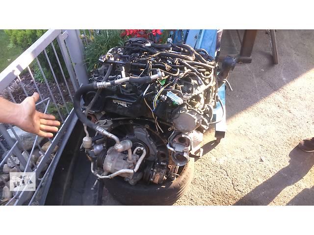 купить бу Б/у двигатель для кроссовера Land Rover Discovery 4 в Житомире