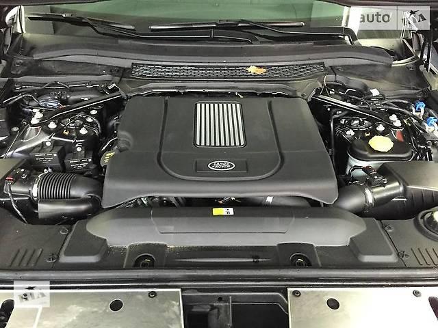 бу Б/у двигатель для кроссовера Land Rover Range Rover в Днепре (Днепропетровске)