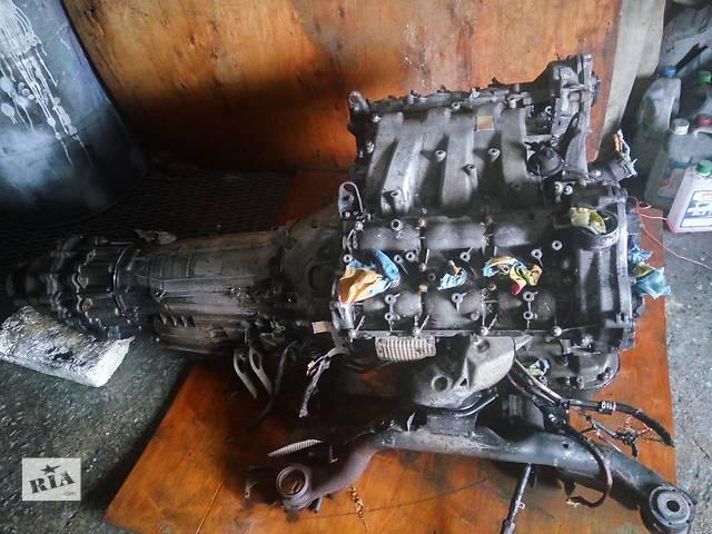 купить бу Б/у двигатель для кроссовера Mercedes ML 350 в Киеве