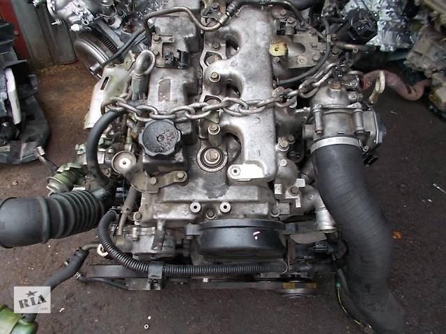 купить бу Б/у двигатель для кроссовера Mitsubishi L 200 в Ровно