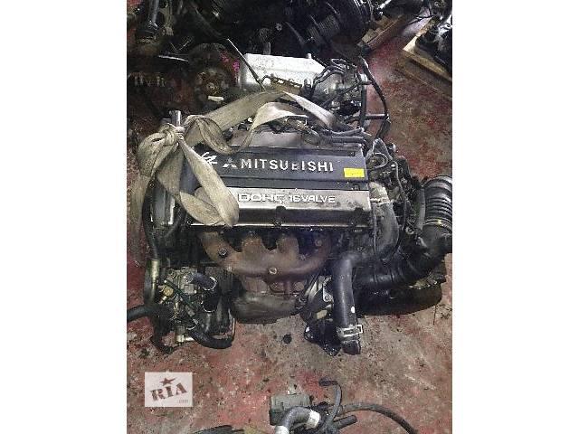 бу Б/у двигатель для кроссовера Mitsubishi Outlander 2.0Т в Киеве