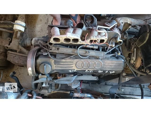 купить бу Б/у двигатель для легкового авто Audi 80 2.3Бензин в Львове