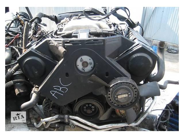 бу Б/у двигатель для легкового авто Audi 80 2.6 в Ужгороде