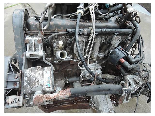 продам Б/у двигатель для легкового авто Audi 90 2.2 бу в Ужгороде