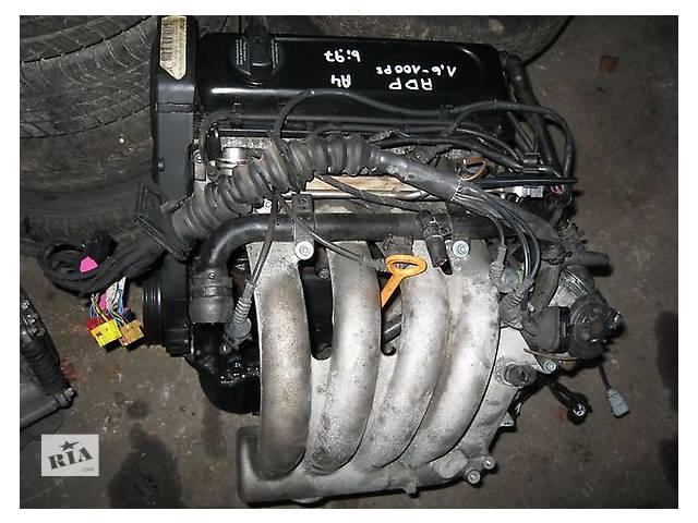 бу Б/у двигатель для легкового авто Audi A4 1.6 в Ужгороде
