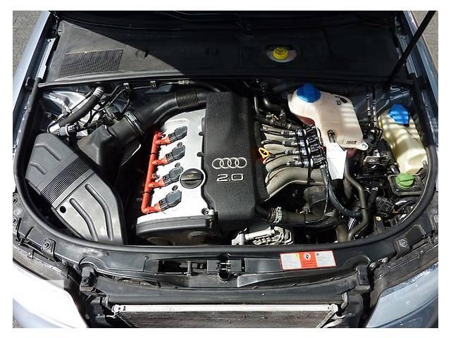 Б/у двигатель для легкового авто Audi A4 2.0 FSI- объявление о продаже  в Ужгороде