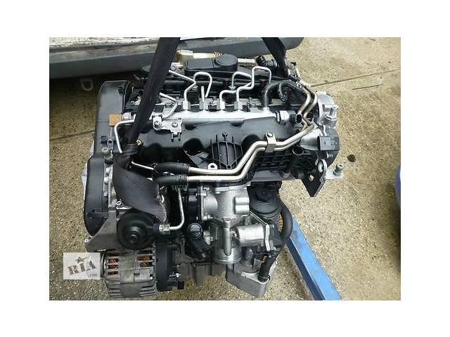 купить бу Б/у двигатель для легкового авто Audi A4 2.0 TDi в Ужгороде