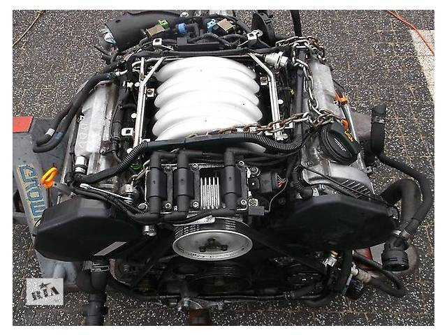 купить бу Б/у двигатель для легкового авто Audi A4 2.4 в Ужгороде