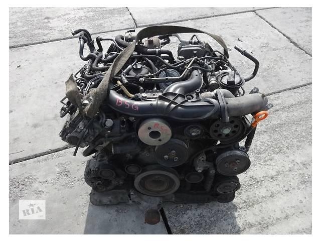 бу Б/у двигатель для легкового авто Audi A4 2.7 TDi в Ужгороде