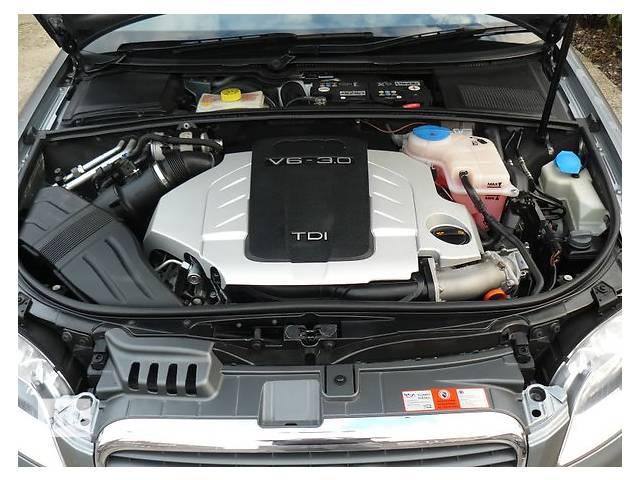 Б/у двигатель для легкового авто Audi A4 3.0 TDi- объявление о продаже  в Ужгороде