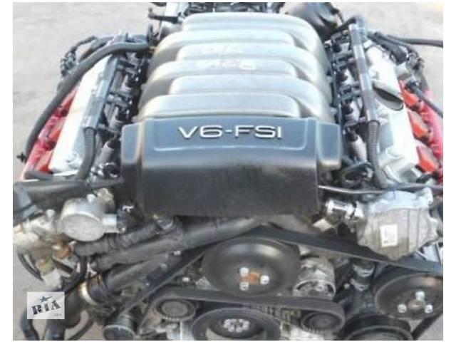 продам Б/у двигатель для легкового авто Audi A4 3.2 FSI бу в Ужгороде
