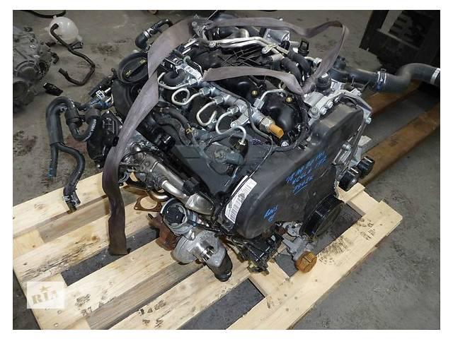купить бу Б/у двигатель для легкового авто Audi A6 2.0 TDi в Ужгороде