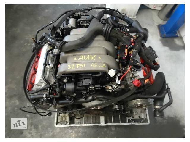 купить бу Б/у двигатель для легкового авто Audi A6 3.2 FSI в Ужгороде