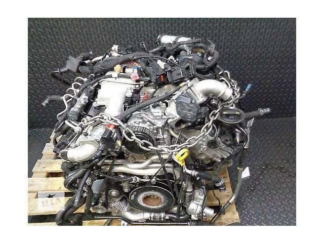 Б/у двигатель для легкового авто Audi Q7 4.2 TDi- объявление о продаже  в Ужгороде