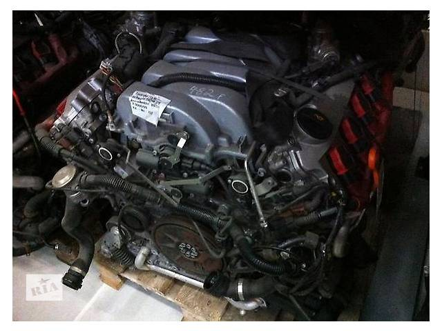 бу Б/у двигатель для легкового авто Audi Q7 4.2 в Ужгороде