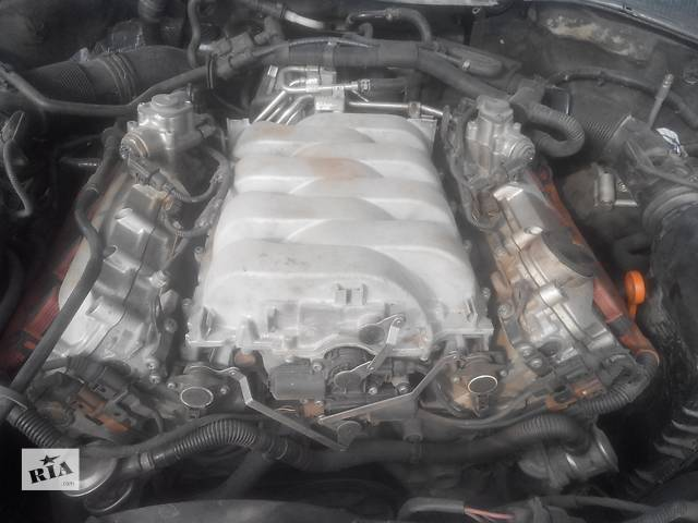 Б/у двигатель для легкового авто Audi Q7- объявление о продаже  в Львове