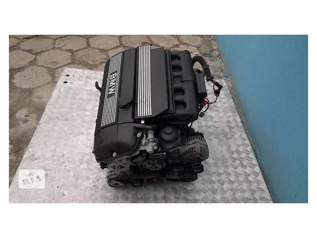 продам Б/у двигатель для легкового авто BMW 3 Series e46 2.5 бу в Ужгороде
