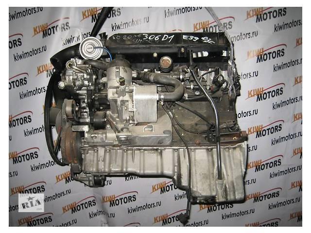Б/у двигатель для легкового авто BMW 3 Series e46 3.0 D- объявление о продаже  в Ужгороде