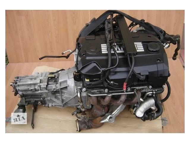 купить бу Б/у двигатель для легкового авто BMW 3 Series e90 2.0 D в Ужгороде