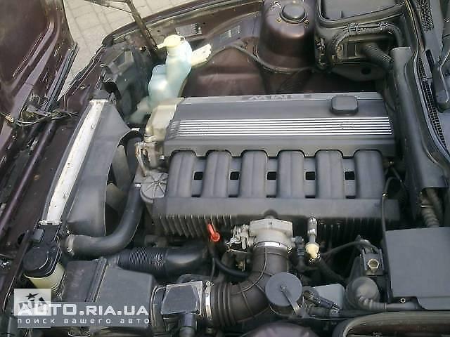Б/у двигатель для легкового авто BMW 520- объявление о продаже  в Стрые