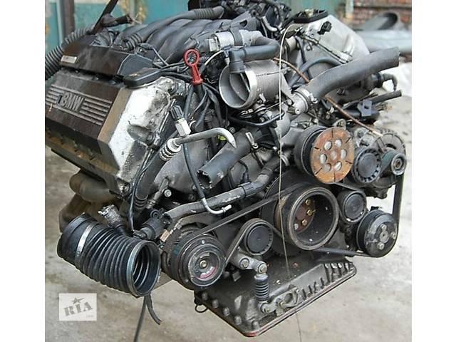 купить бу Б/у двигатель для легкового авто BMW 7 Series E38 4.0 в Ужгороде