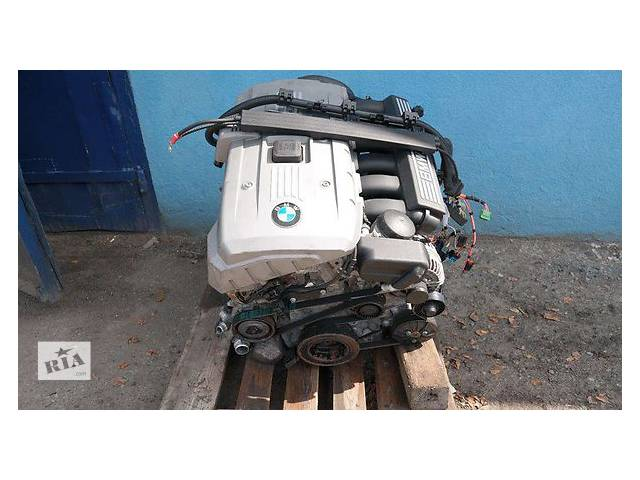 бу Б/у двигатель для легкового авто BMW 7 Series E65 3.0 в Ужгороде
