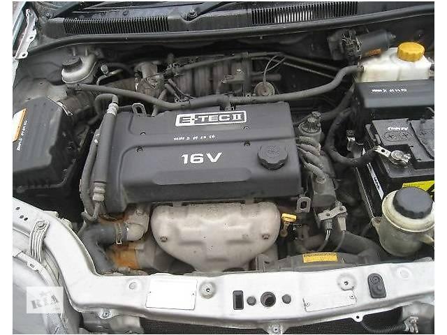 Б/у двигатель для легкового авто Chevrolet Aveo 1.4- объявление о продаже  в Ужгороде