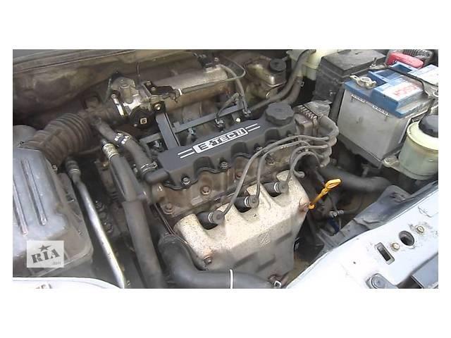 бу Б/у двигатель для легкового авто Chevrolet Aveo 1.5 в Ужгороде