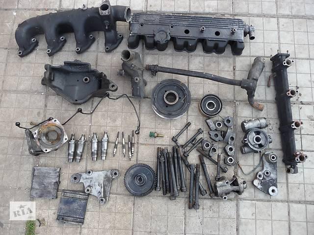 бу Б/у двигатель для легкового авто Chrysler Voyager 2.5TD По запчастям в Харькове